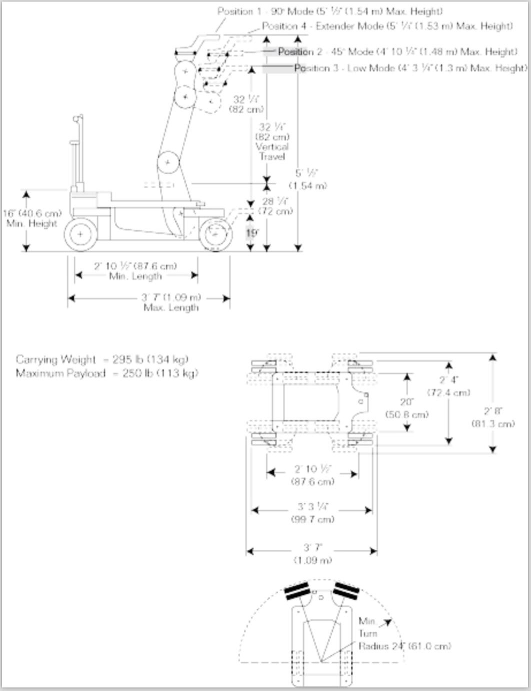 Chapman Super Pee Wee Line Drawing